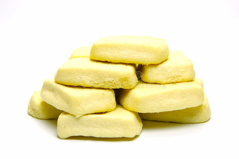 ciastka shortbread zdjęcie royalty free