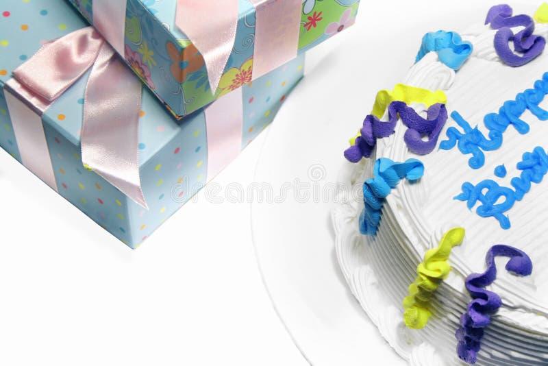 ciasto prezenty zdjęcie royalty free