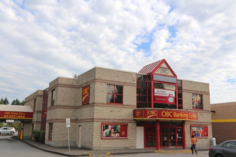 Cibc Bank stock photography