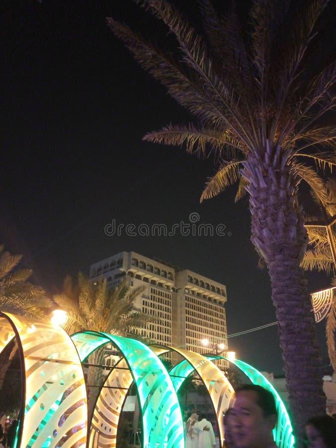 Cichy noc zdjęcie royalty free