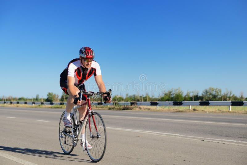 Ciclista fotos de stock