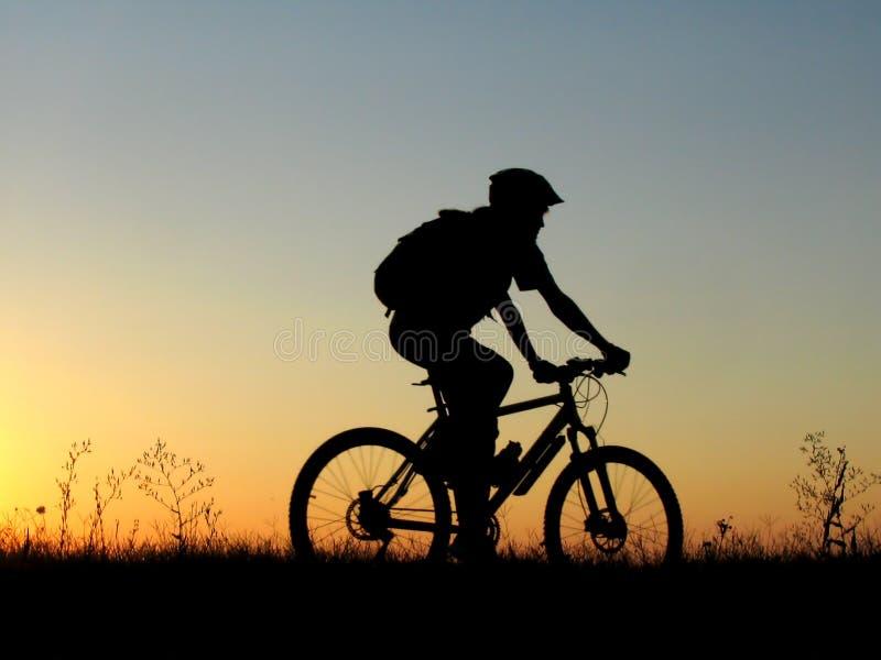 Ciclo foto de archivo