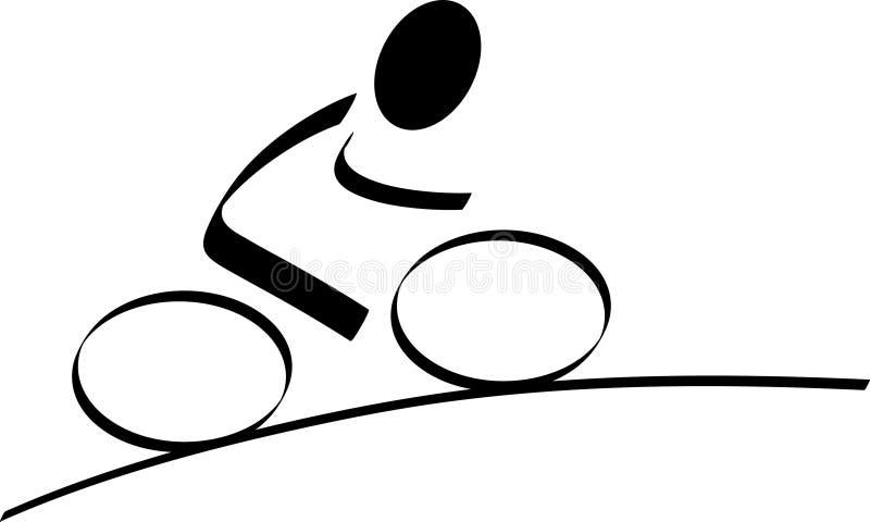 Ciclo ilustración del vector