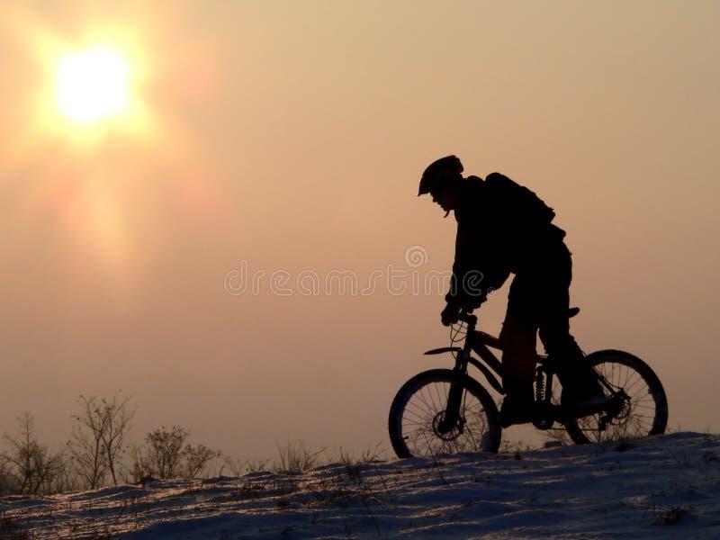 Ciclismo fotos de archivo libres de regalías