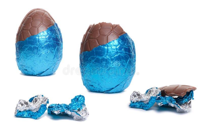 Ciclo di vita dell'uovo di Pasqua fotografia stock libera da diritti
