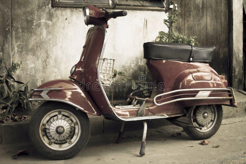 Ciclomotore fotografia stock