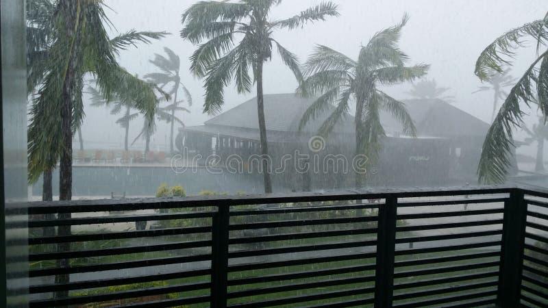 ciclone fotografie stock