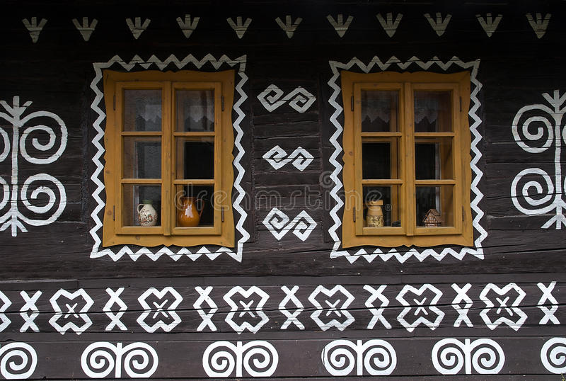 Download Cicmany, Slovakia stock image. Image of ornaments, color - 28593719