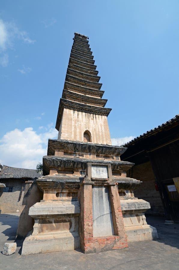 Cidade antiga de Jianshui fotos de stock royalty free