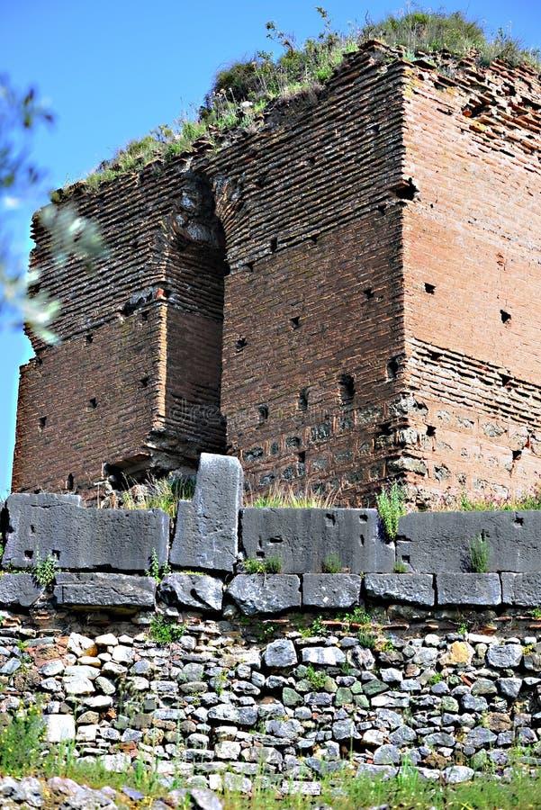 Cidade antiga de Nicea-Nicaia-Ä°znik imagem de stock