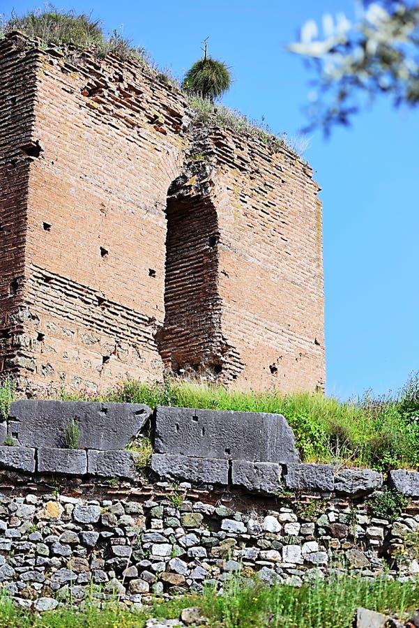 Cidade antiga de Nicea-Nicaia-Ä°znik foto de stock royalty free
