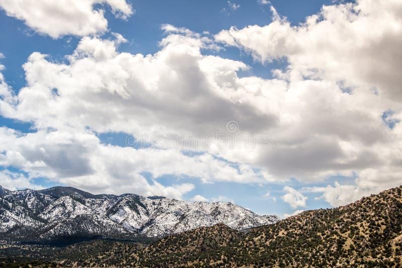 Cidade Colorado de Canon da garganta do templo do parque da ecologia foto de stock