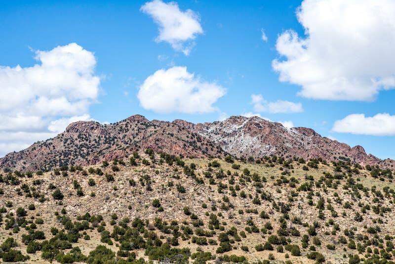 Cidade Colorado de Canon da garganta do templo do parque da ecologia fotos de stock