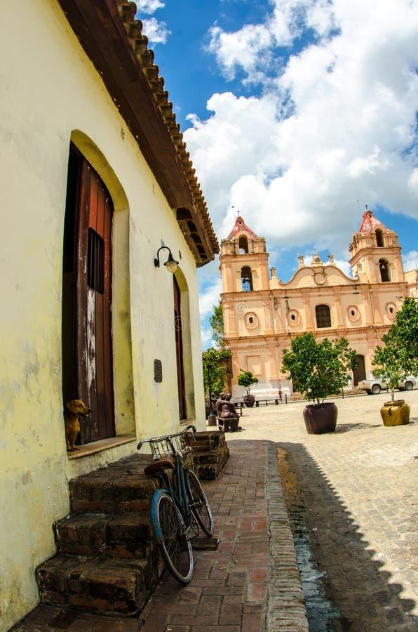 Cidade cubana fotos de stock