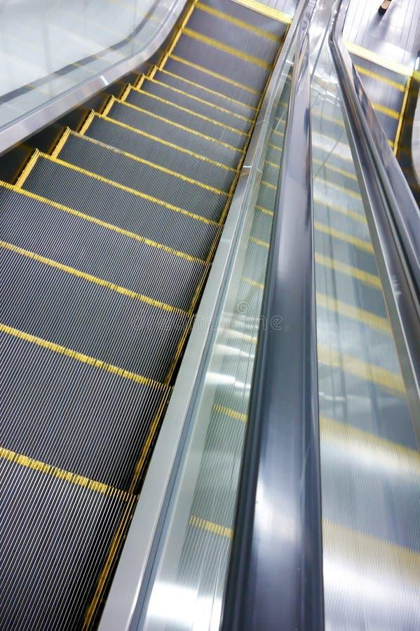 Cidade da escada rolante automática conveniente fotos de stock
