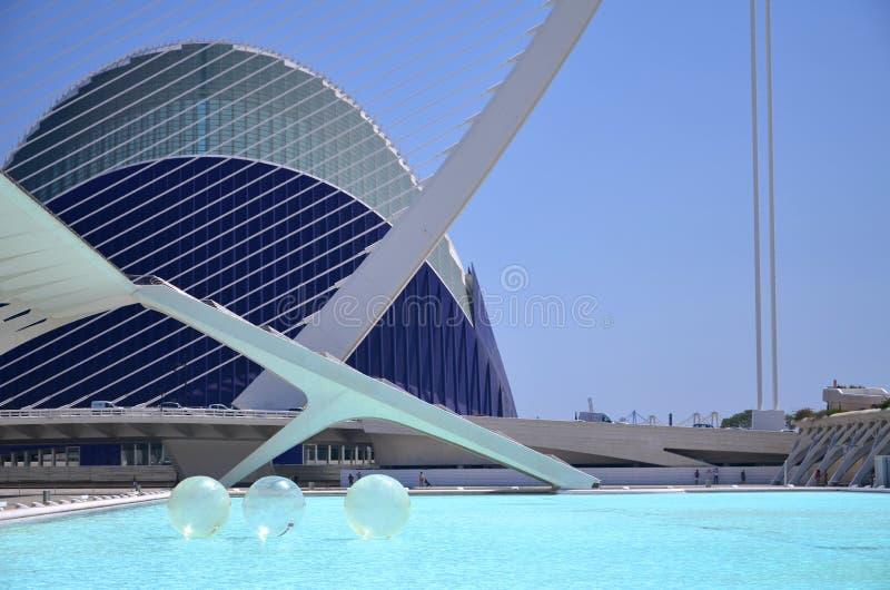 Download A Cidade Das Artes E Das Ciências Em Valença, Spain Fotografia Editorial - Imagem de trajeto, novo: 26502402