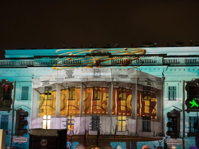 A cidade de Berlim foto de stock royalty free