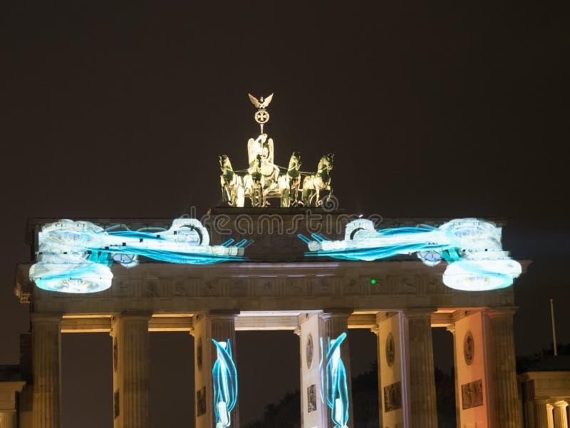 A cidade de Berlim fotos de stock