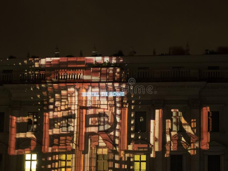 A cidade de Berlim imagens de stock royalty free