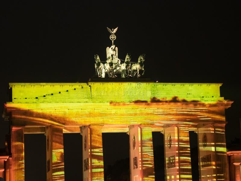 A cidade de Berlim imagem de stock