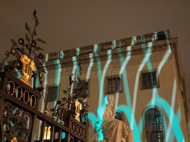 A cidade de Berlim fotos de stock royalty free