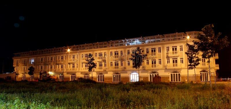 Cidade de Binh Duong imagens de stock