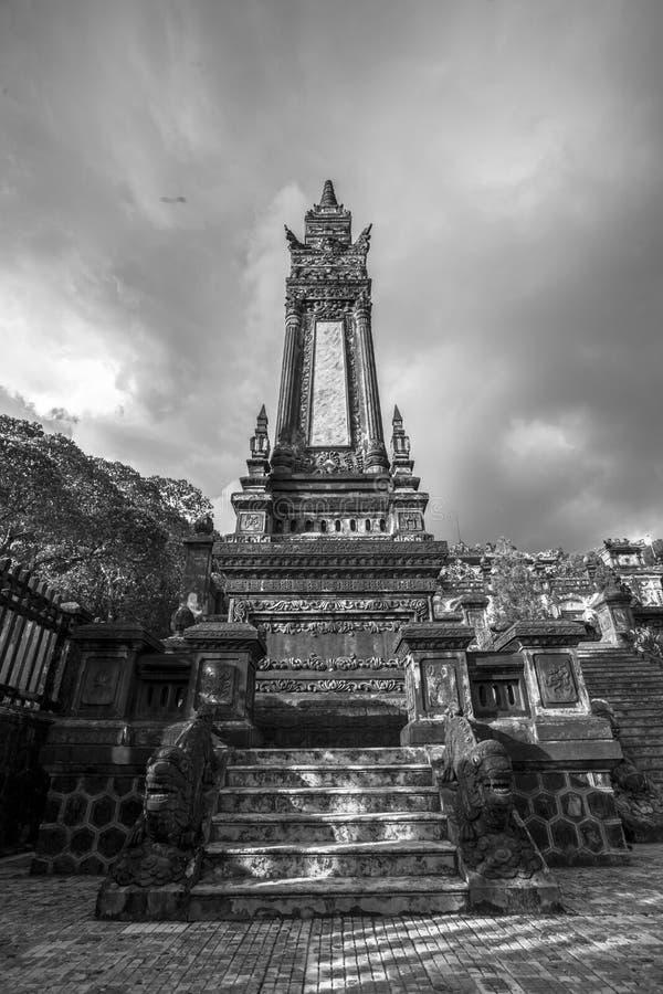 Cidade de Binh Duong, Vietnam imagem de stock royalty free