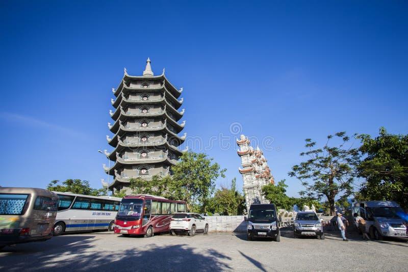Cidade de Binh Duong, Vietnam imagens de stock royalty free