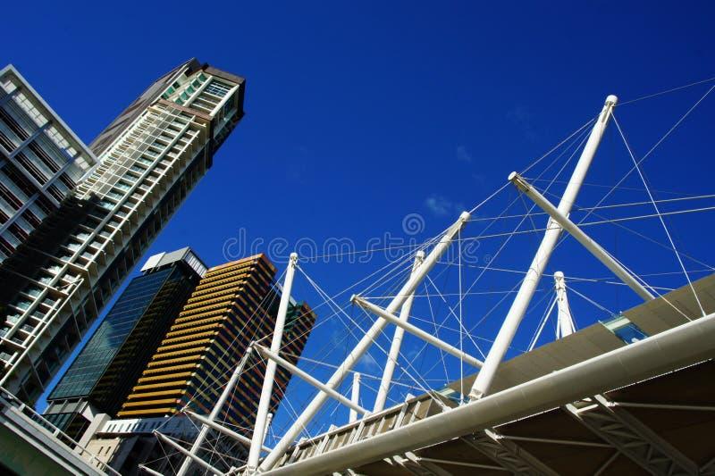 Cidade de Brisbane, Austrália imagem de stock royalty free