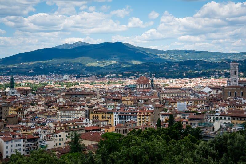 Cidade de Florença fotos de stock