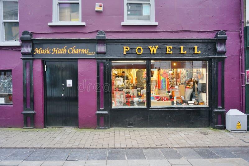 Download A Cidade De Galway, Irlanda Foto de Stock Editorial - Imagem de centro, ocidental: 80100363