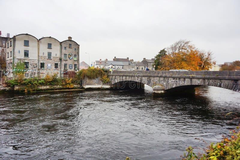 Download A Cidade De Galway, Irlanda Fotografia Editorial - Imagem de centro, pedestrian: 80100412