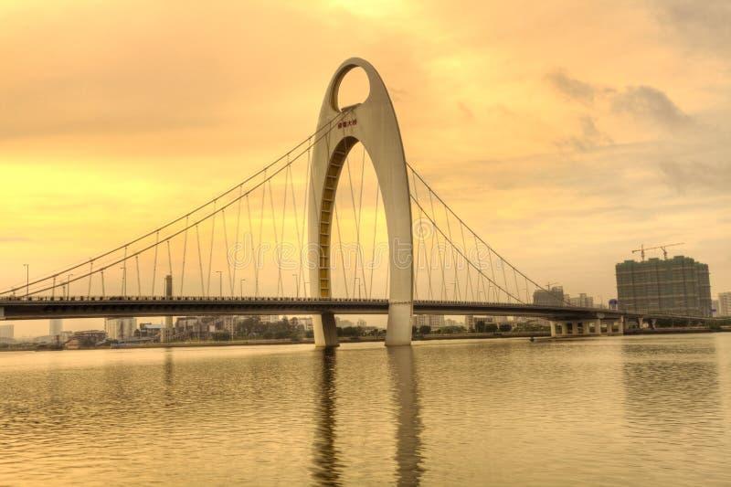 Cidade de Guang Zhou, China imagem de stock royalty free