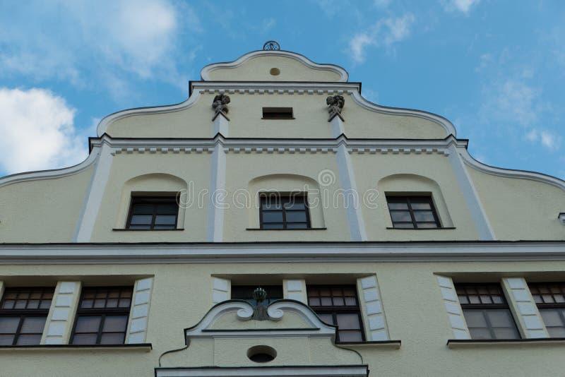 A cidade de ingolstadt em Alemanha foto de stock
