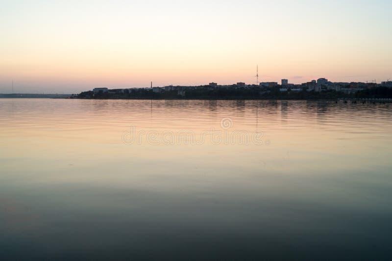 Cidade de Izhevsk imagem de stock