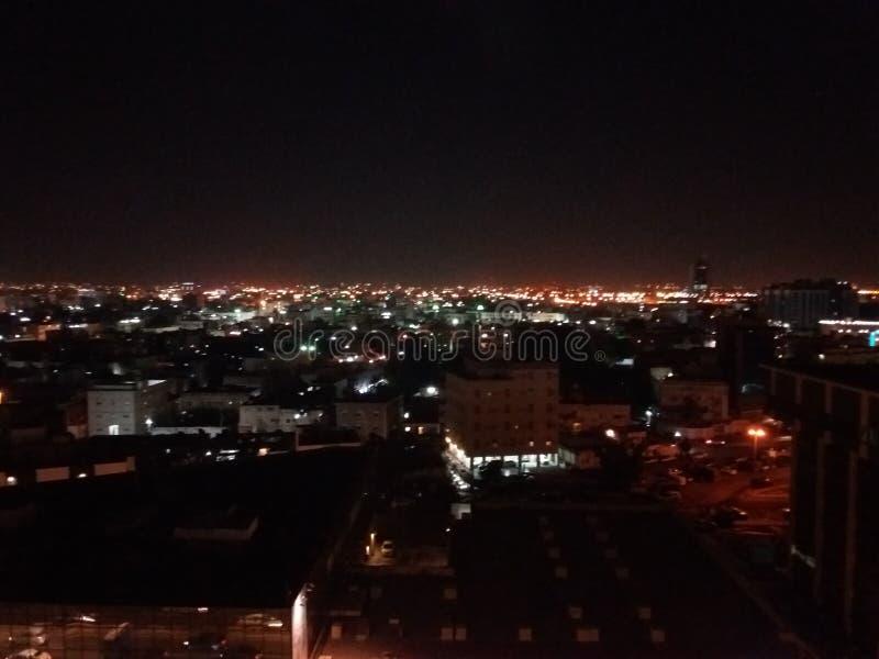 Cidade de Jeddah fotografia de stock royalty free