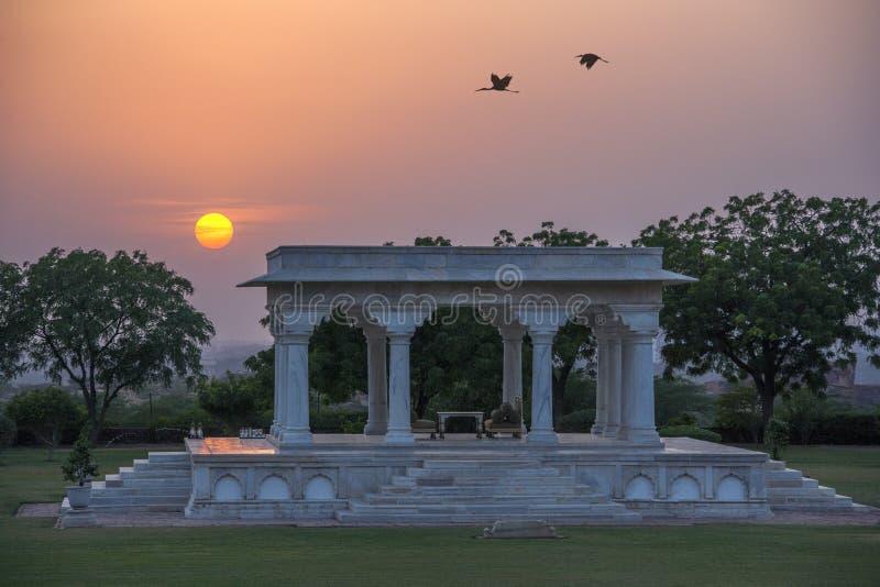 Cidade de Jodhpur - Índia foto de stock