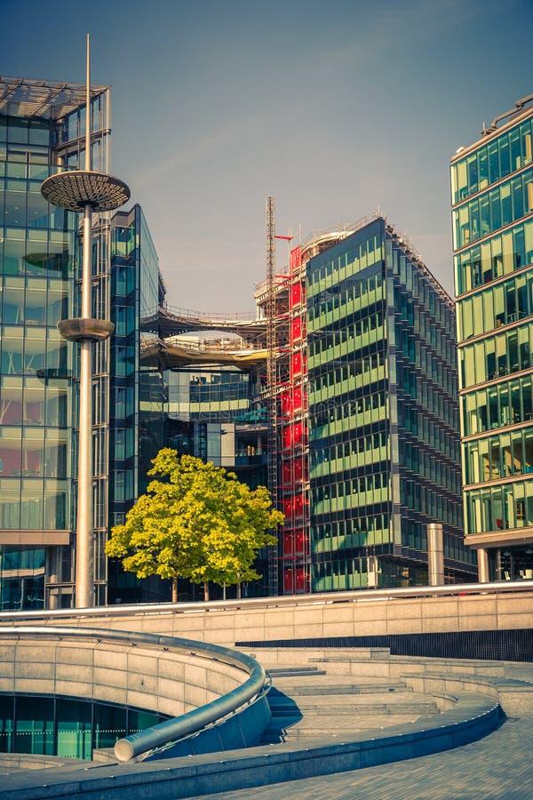 Cidade de Londres foto de stock royalty free