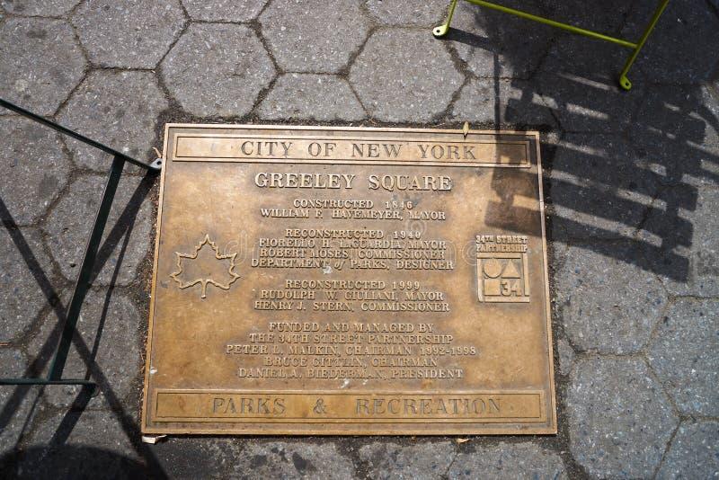 A cidade de New York foto de stock royalty free