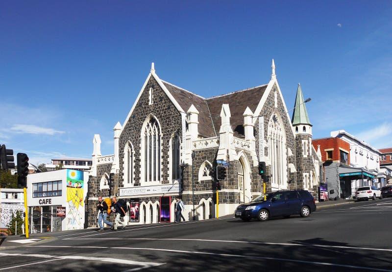 Cidade de Nova Zelândia, Dunedin fotografia de stock royalty free