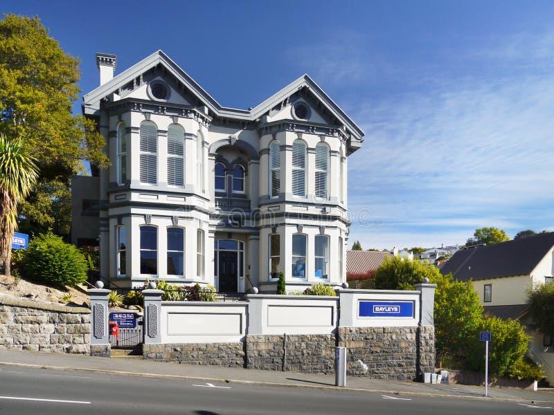 Cidade de Nova Zelândia, Dunedin imagem de stock royalty free