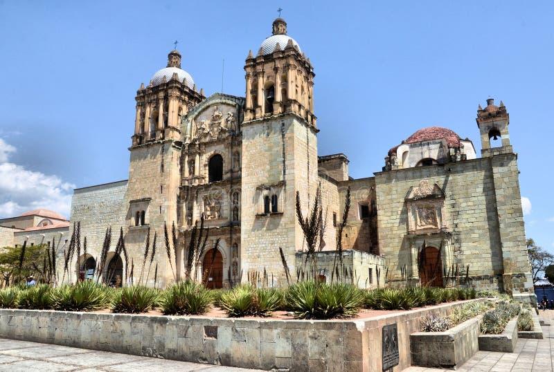 Cidade de Oaxaca imagem de stock