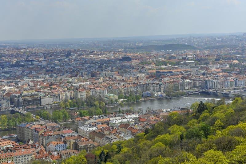 Cidade de Praga fotos de stock royalty free