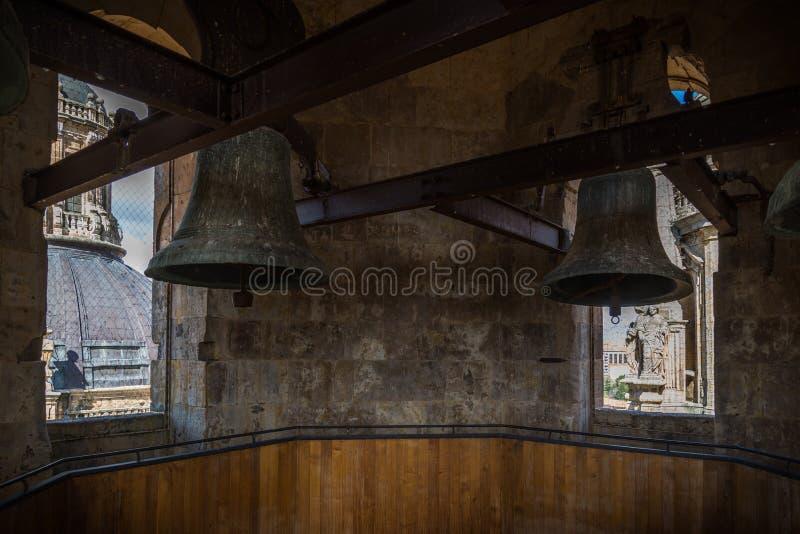 Cidade de Salamanca imagem de stock