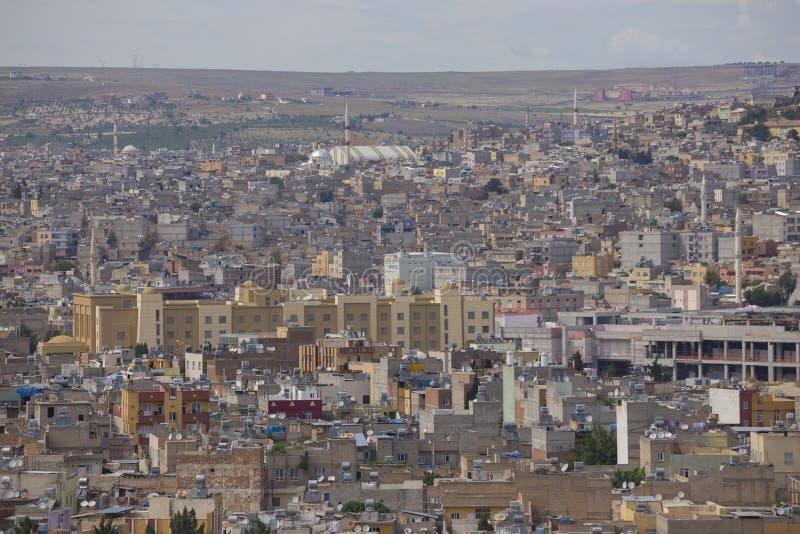 Cidade de Sanliurfa, Turquia imagens de stock