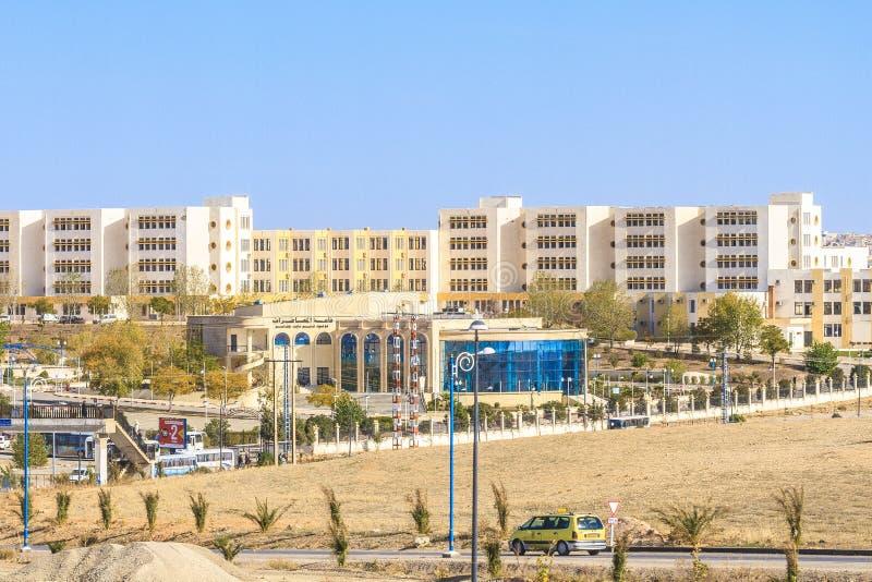 Cidade de Setif foto de stock royalty free