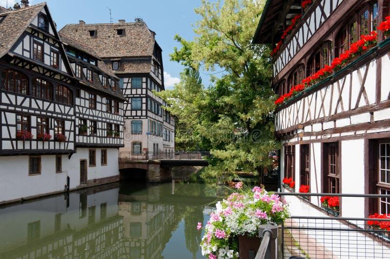 A cidade de Strasburg 03 imagens de stock royalty free
