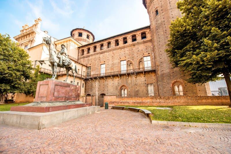 Cidade de Turin em Itália imagens de stock