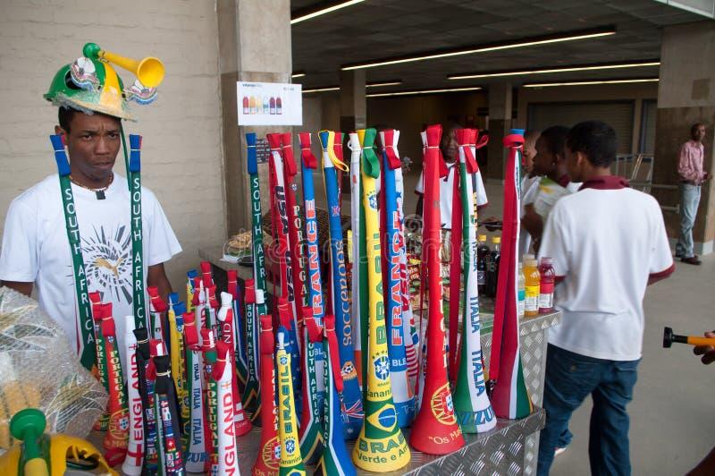 Cidade do futebol, Joanesburgo fotos de stock royalty free