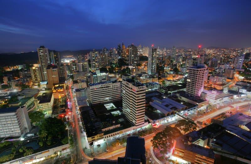 A Cidade do Panamá fotos de stock